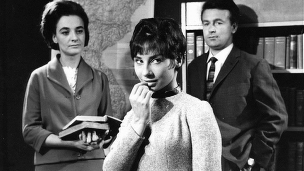 Doctor Who An Unearthly Child Susan Barbara Ian