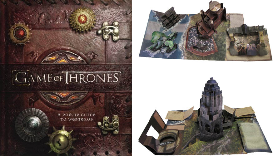 Game Of Thrones Gift Guide For Christmas 2015