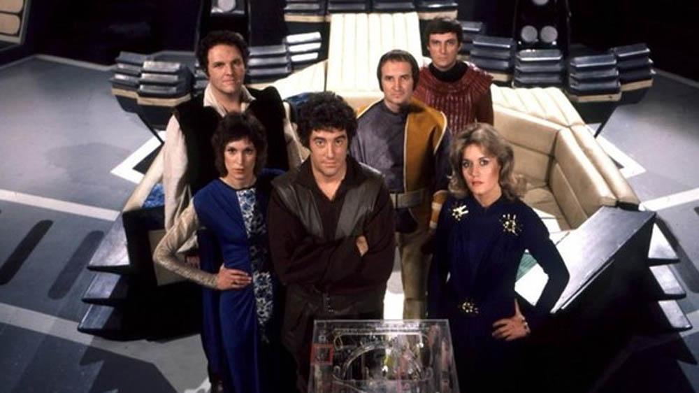 Blake's 7 cast 2