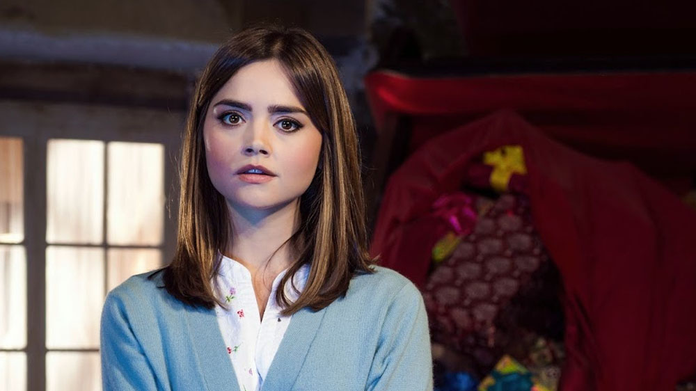 Doctor Who Last Christmas Clara Jenna Coleman