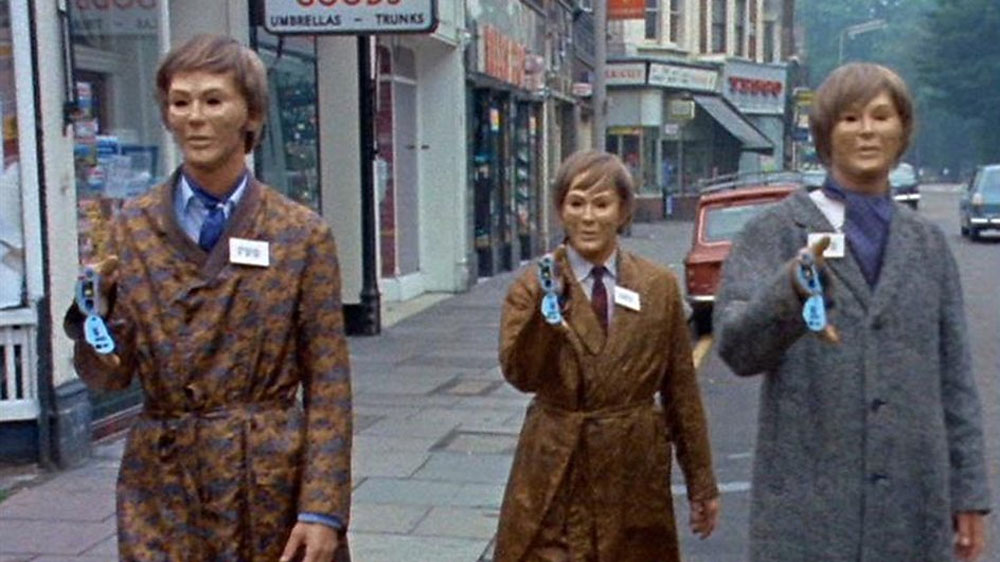 Doctor Who Spearhead from Space Autons