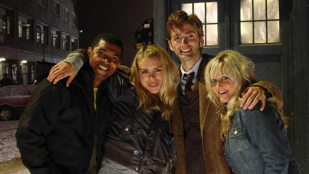Doctor Who the Christmas Invasion cast