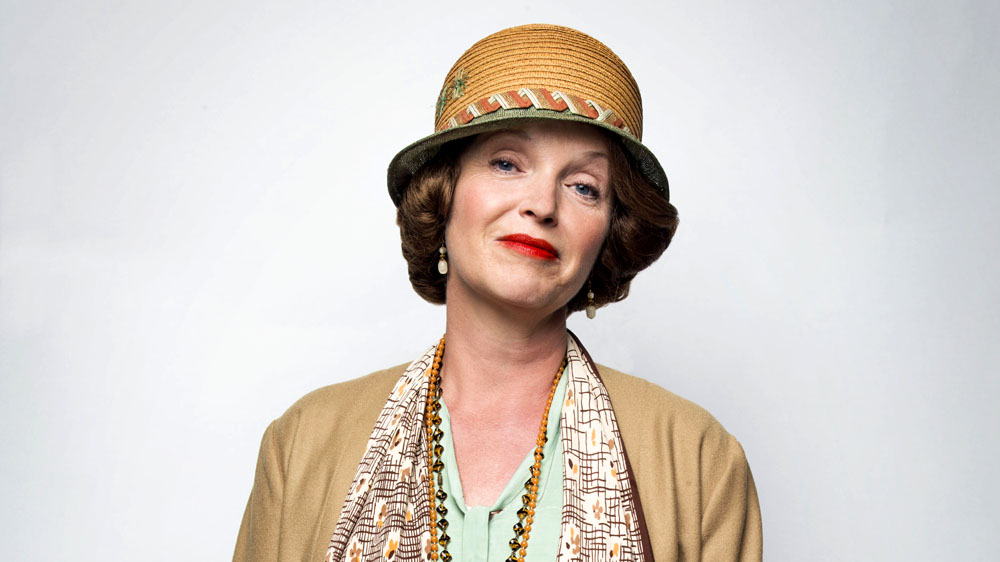 Mapp and Lucia Miranda Richardson