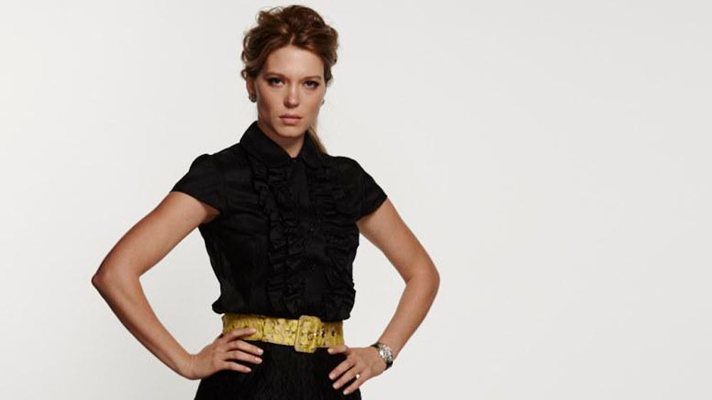 SPECTRE Lea Seydoux