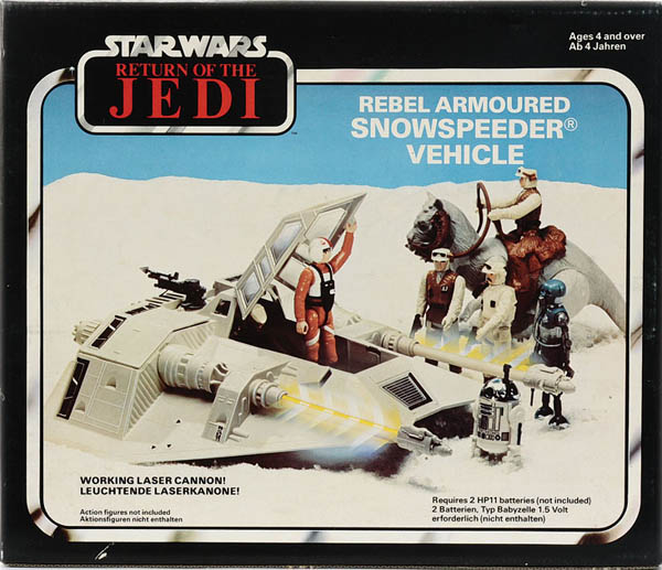 Image result for classic starwars toy