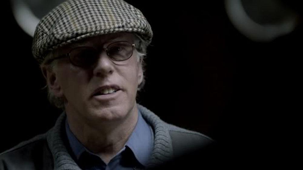 Sherlock Phil Davis