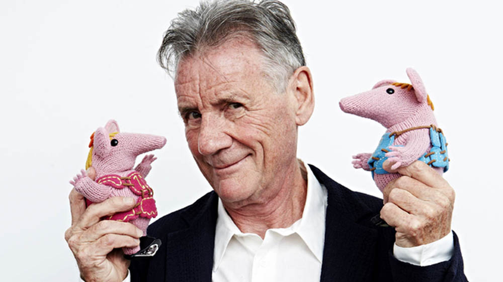 The Clangers Michael Palin