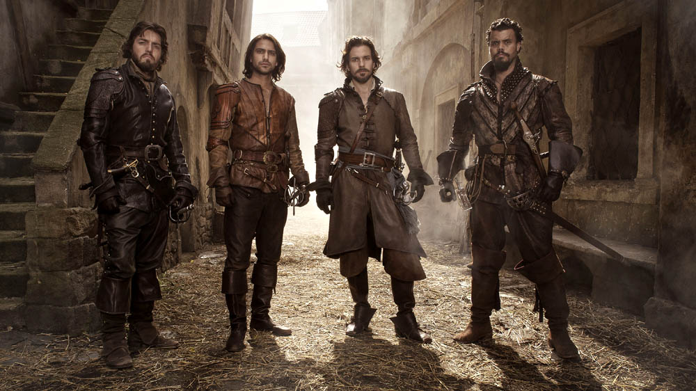 The Musketeers 2 a