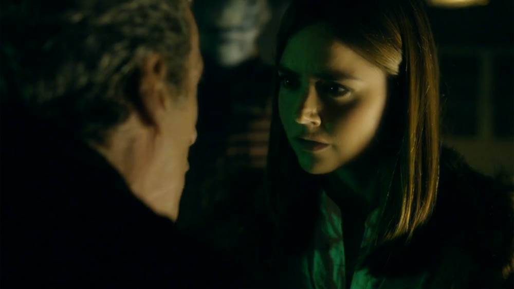 Doctor Who Last Christmas Clara