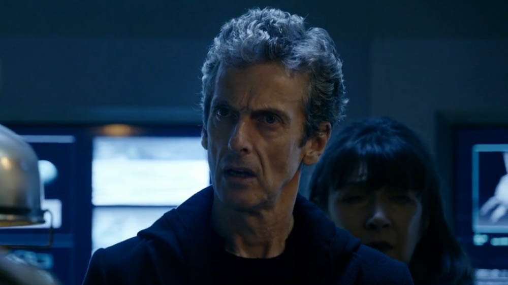 Doctor Who Last Christmas Peter Capaldi 2