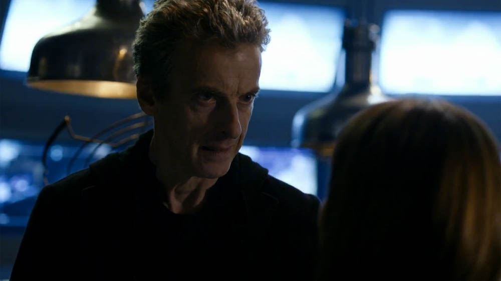 Doctor Who Last Christmas Peter Capaldi