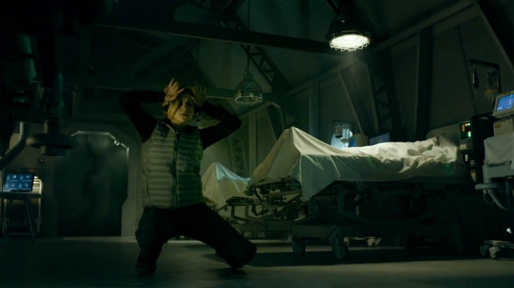 Doctor Who Last Christmas Shona dance
