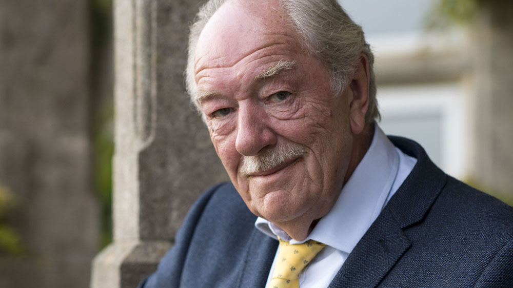 The Casual Vacancy Michael Gambon