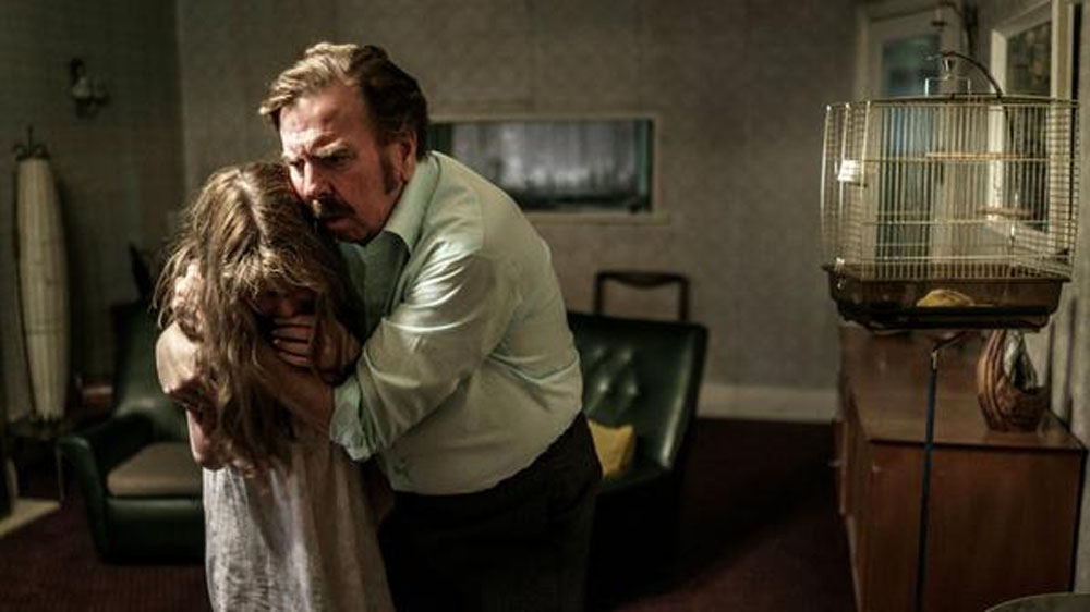 The Enfield Haunting Timothy Spall