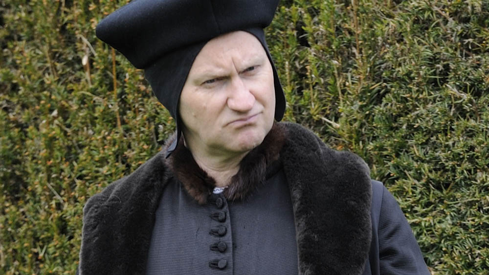 Wolf Hall Mark Gatiss