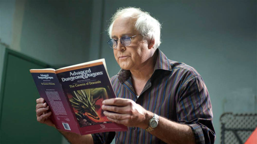 Community Advanced Dungeons & Dragons Chevy Chase