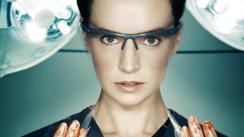 Critical Catherine Walker as Fiona Lomas