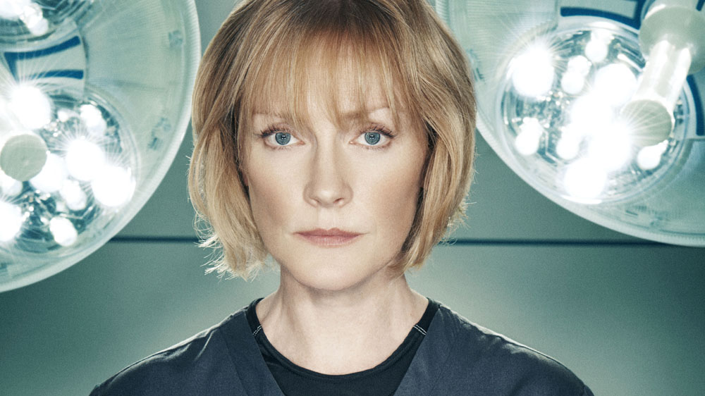 Critical Claire Skinner as Lorraine Rappaport