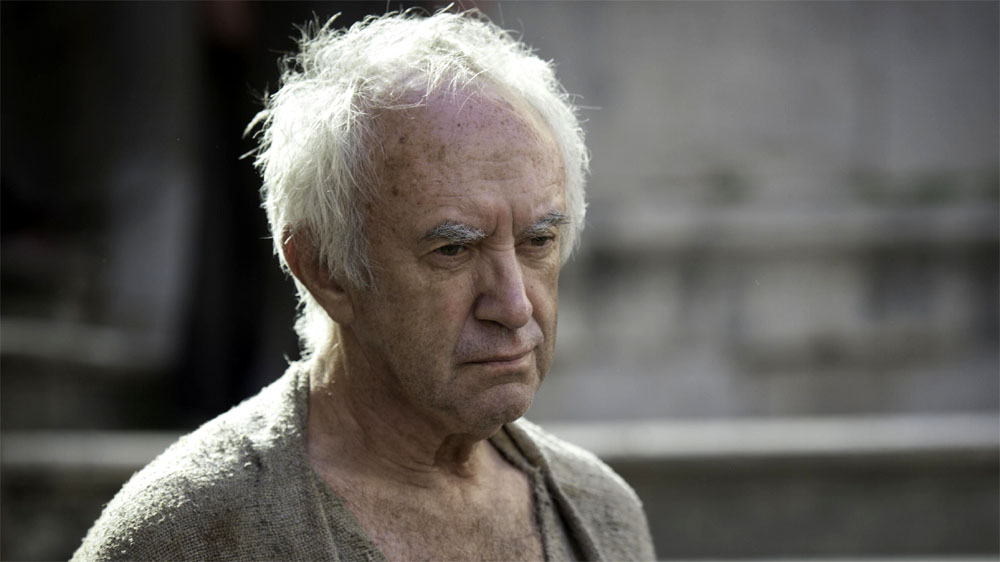 Game of Thrones 5 Jonathan Pryce as High Sparrow