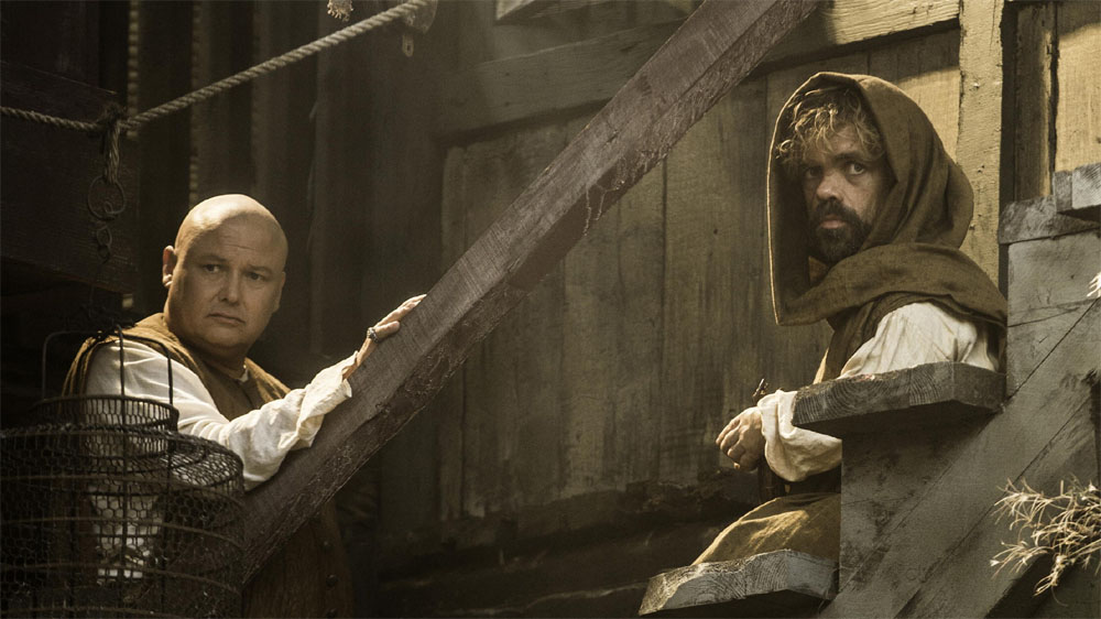 Game of Thrones 5 Varys and Tyrion