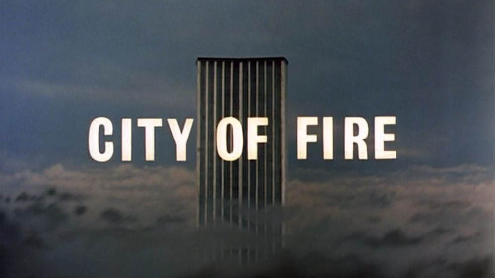 Thunderbirds City of Fire
