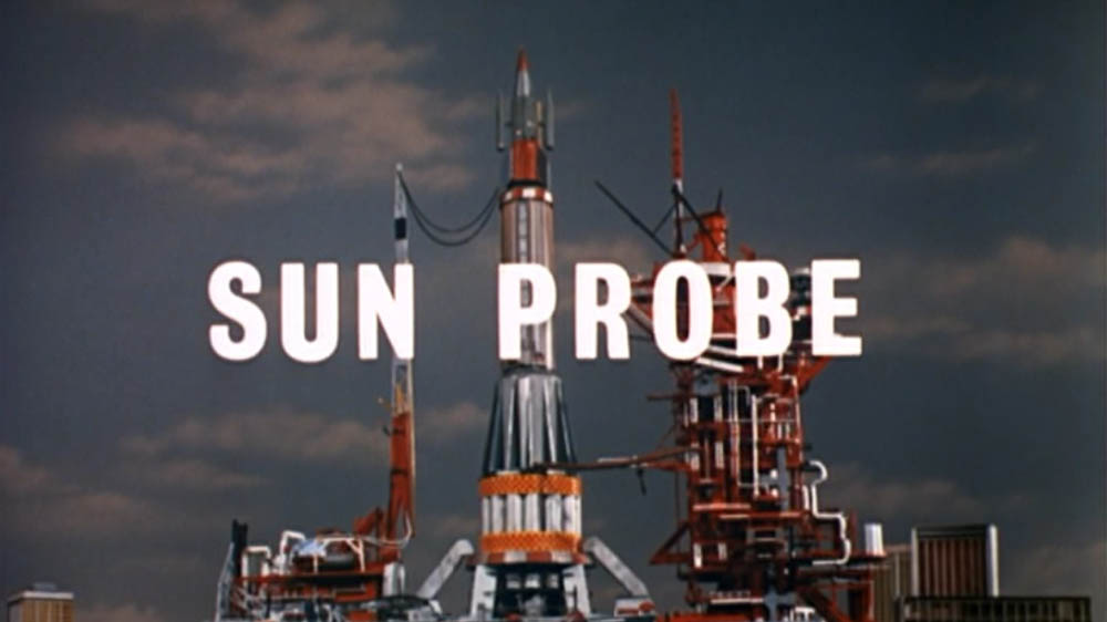 Thunderbirds Sun Probe
