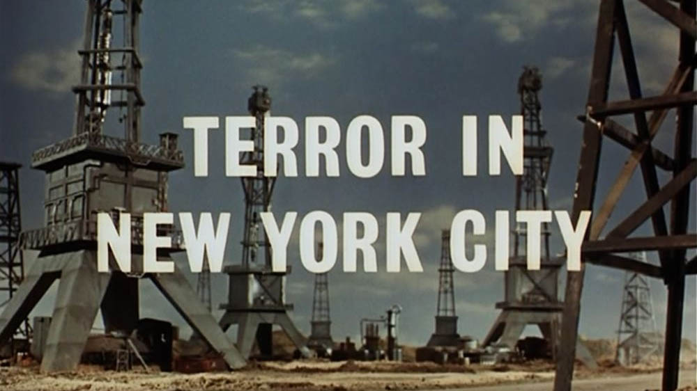 Thunderbirds Terror In New York City