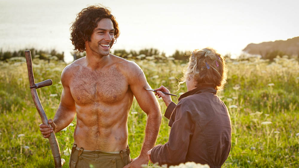 Poldark Ross Poldark (AIDEN TURNER)