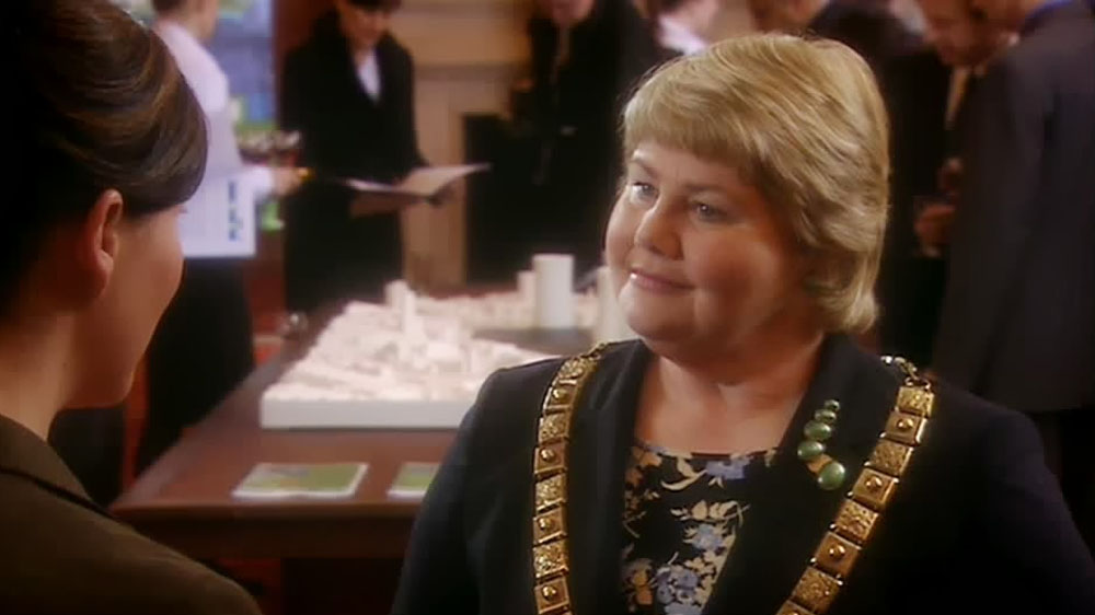 Doctor Who Boom Town Annette Badland