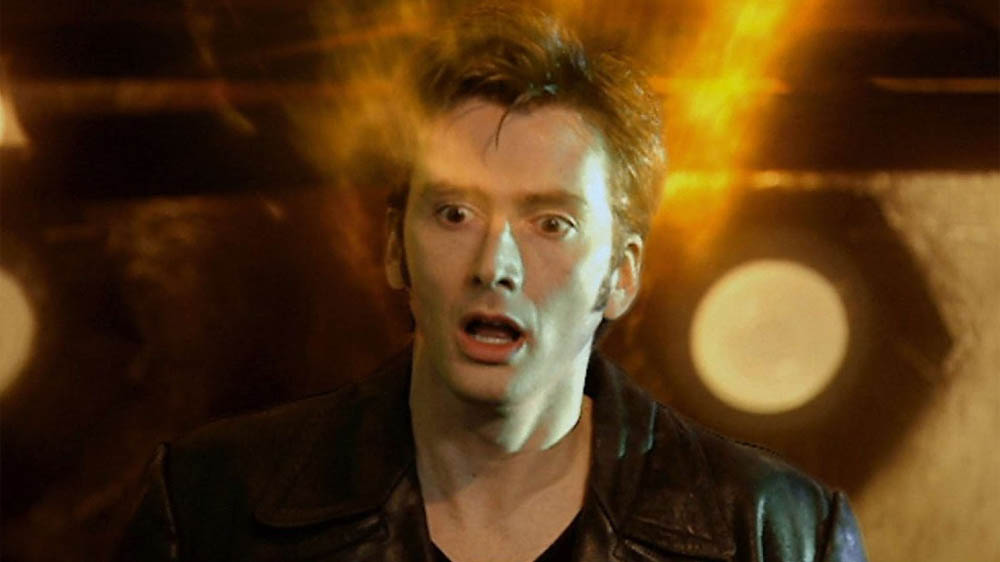 Doctor Who Parting of the Ways David Tennant
