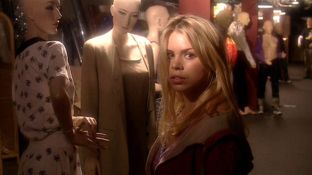 Doctor Who Rose Billie Piper