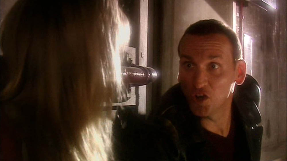 Doctor Who Rose Christopher Eccleston