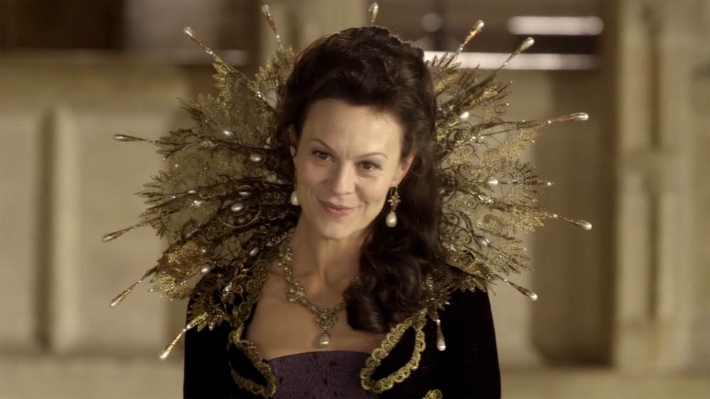 Doctor Who The Vampires of Venice Helen McCrory