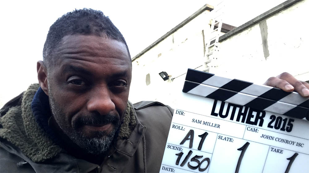 Luther Idris Elba 2015