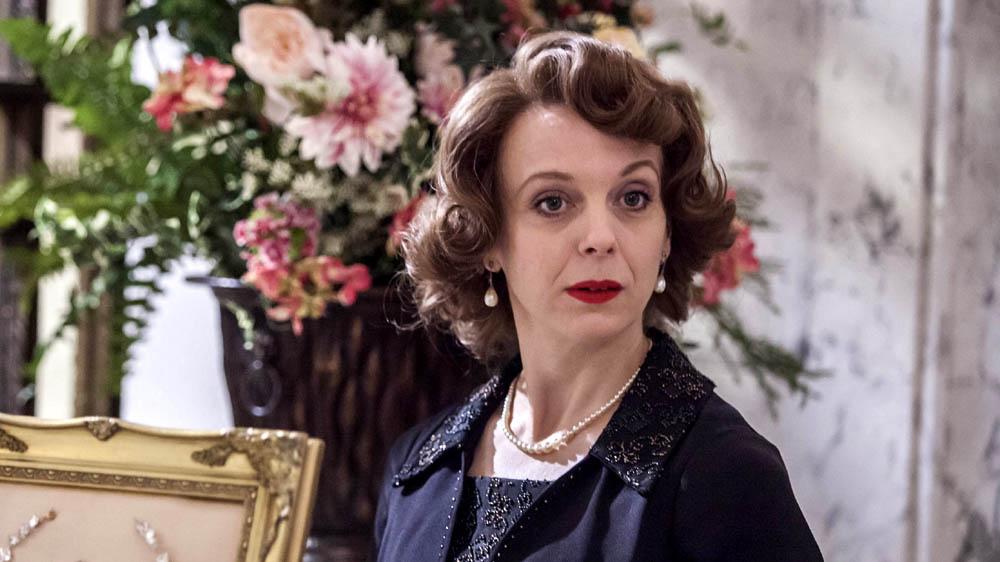 Mr Selfridge 3 8 AMANDA ABBINGTON as Miss Mardle