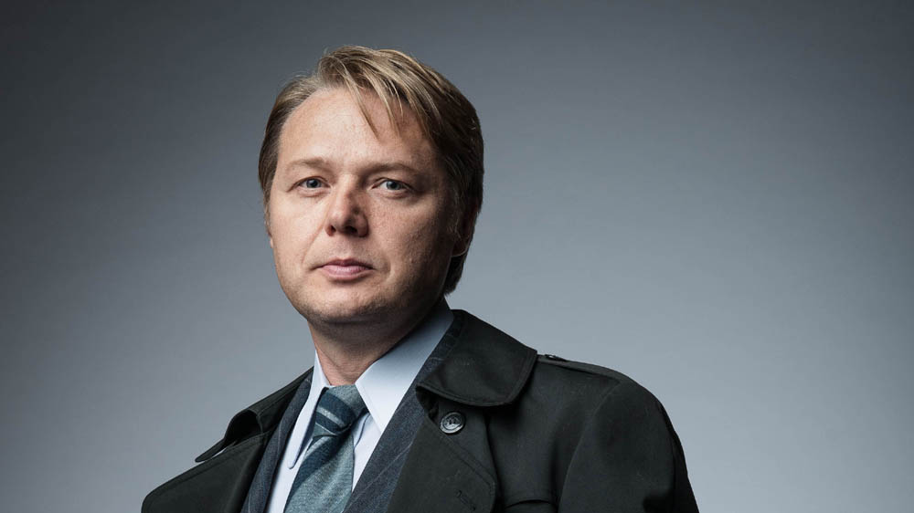 The Game  Jim Fenchurch (SHAUN DOOLEY)