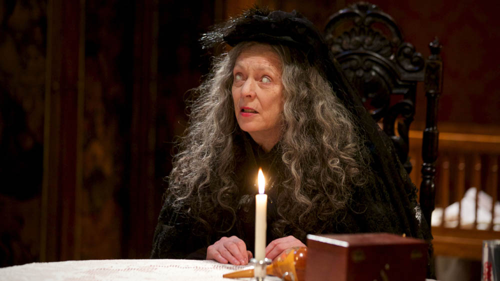 Inside No.9 2 6 Seance Time Madam Talbot (ALISON STEADMAN)