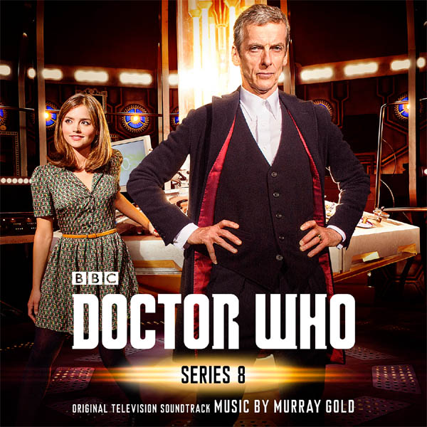 Doctor Who 8 album