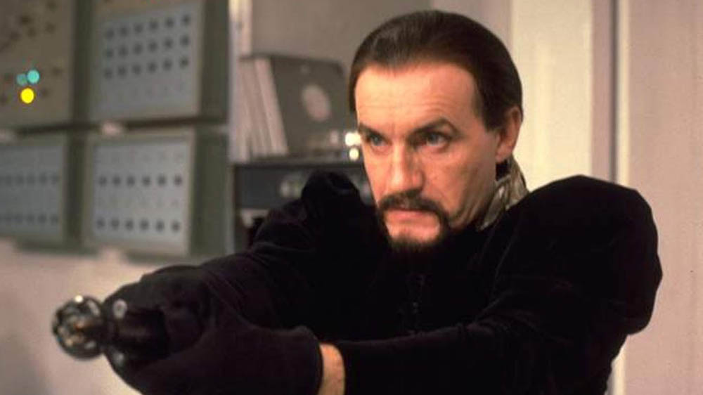 Doctor Who Anthony Ainley Master