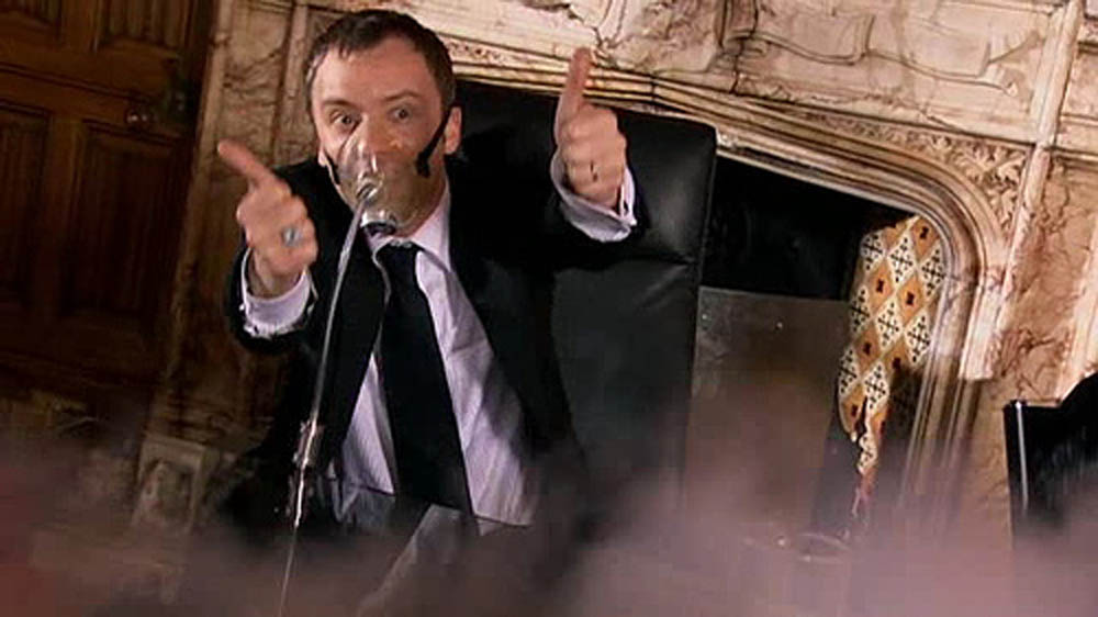John Simm Master Doctor Who