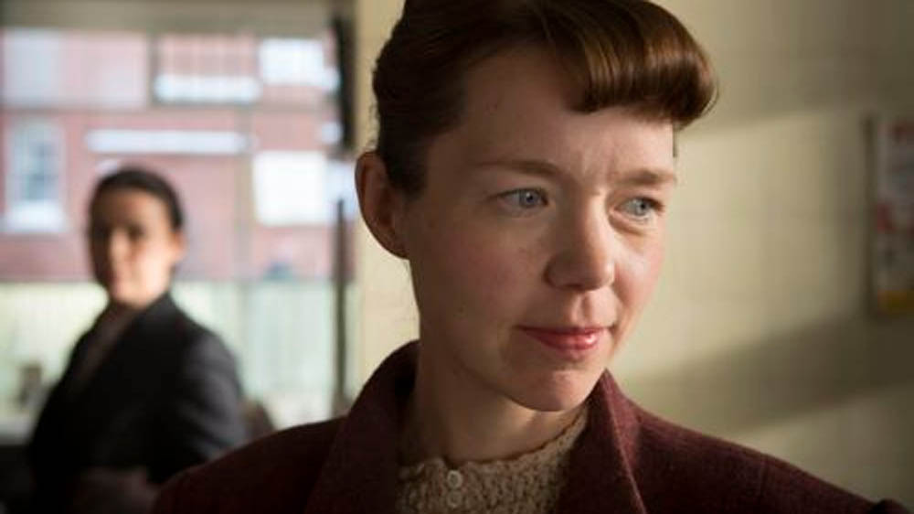 The Bletchley Circle Anna Maxwell Martin