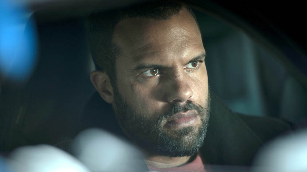 The Interceptor Ash (OT FAGBENLE)