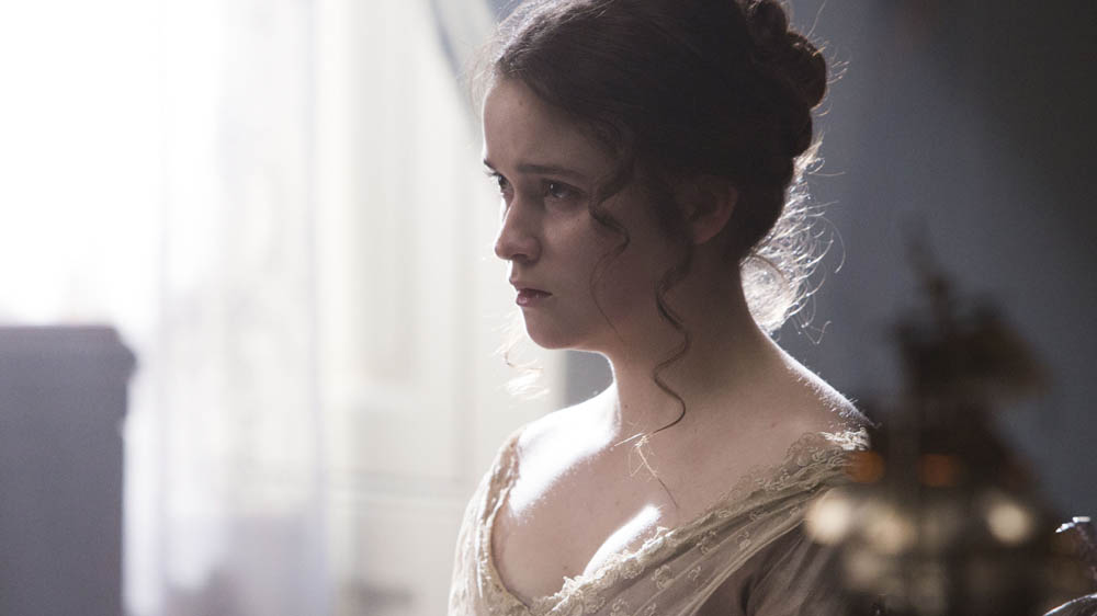 Jonathan Strange and Mr Norrell 2 Lady Pole (ALICE ENGLERT)