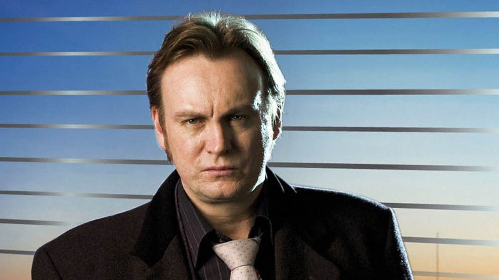 Ashes to Ashes Philip Glenister