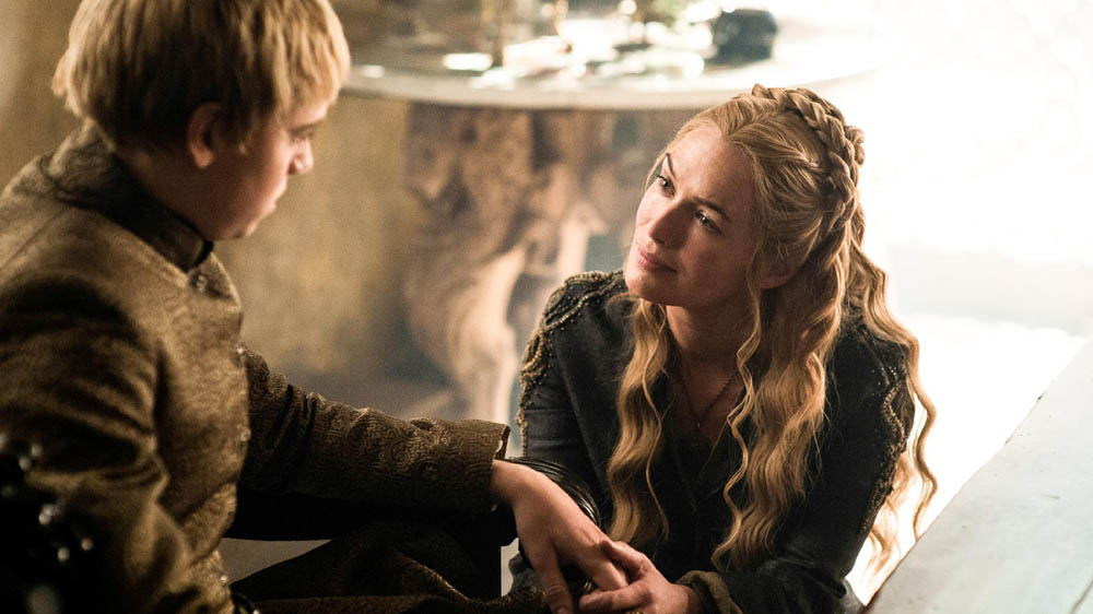 Game of Thrones 5 7 Cersei Tommen