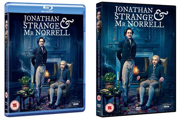 Jonathan Strange DVD