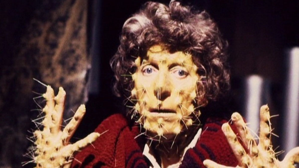 Doctor Who Tom Baker Fourth Meglos