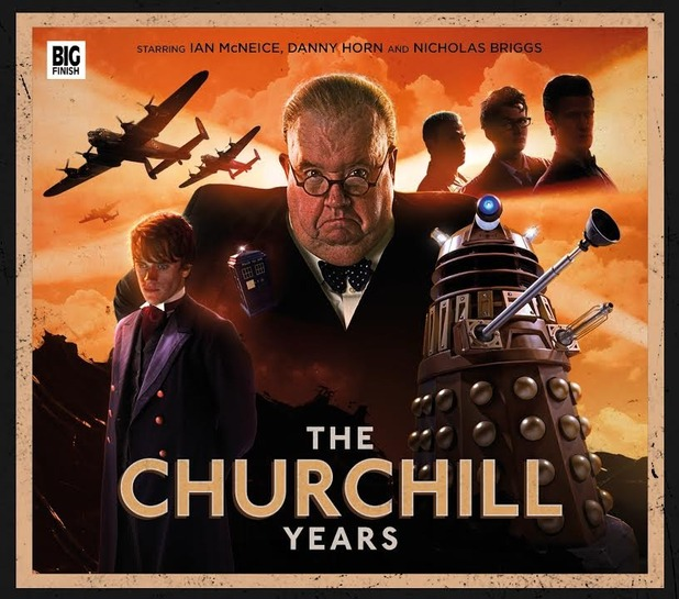 Doctor Who The Churchill Years