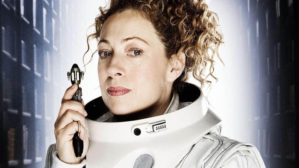 River Song Doctor Who Alex Kingston