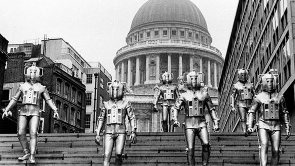 Doctor Who The Invasion Cybermen